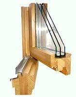 Стеклопакеты для деревянных окон