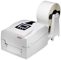 Принтер для печати вшивного ярлыка Godex EZPI-1300 с обрезчиком и размотчиком