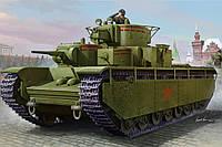 Модель для сборки Советского тяжелого танка Т-35 1/35