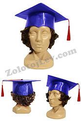Академическая шапка ученого детская