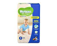 Huggies Ultra Comfort для мальчиков 4 66 шт