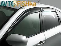 Вітровики   Nissan X-Trail (T31) 2007-2014 (скотч) ANV, фото 1