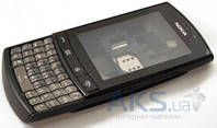 Корпус Nokia 303 Asha с клавиатурой Black