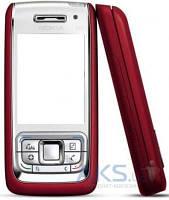 Корпус Nokia E65 с клавиатурой Red