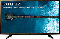 Телевизор LG 43LK5100 (43'', Full HD 1080p, DTS Virtual: X, Dynamic Color)   телевізор (Гарантия 12 мес)