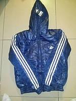 Теплая мужская куртка Adidas
