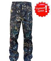 Камуфляжные штаны (зимние утепленные)