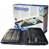 Массажный матрас с подогревом Massage Mat, фото 3