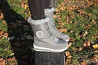 Зимние женские сапоги Сонк  40р-25,5см, фото 1