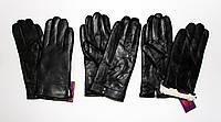 Перчатки женские кожаные № Б11