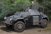 Сборная модель - Немецкий Sd.Kfz.222 Leichter Panzerspahwagen (1-й серии) 1/35