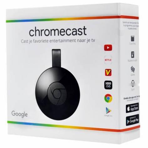 Адаптер медиаплеер Google Chromecast 2, фото 2