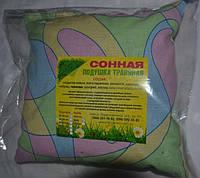 Подушка травяная «Сонная» 15x15см (бязь)
