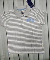 Рубашка поло короткий рукав для мальчика, фото 1