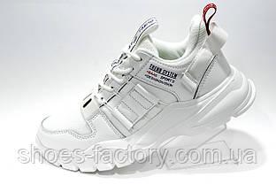 Білі кросівки на платформі Baas 2020 Осінні