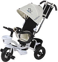 Велосипед Mini Trike капюшоном на надувних колесах, фото 1