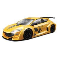 Авто-конструктор - RENAULT MEGANE TROPHY (желтый металлик, 1:24) 18-25097