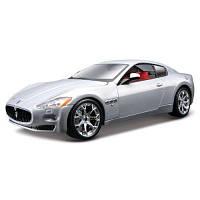 Авто-Конструктор - Maserati Gran Turismo (Серебристый Металлик, 1:24) 18-25083
