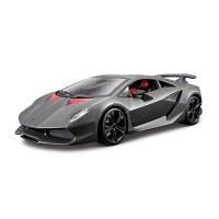 Автомодель - Lamborghini Sesto Elemento (Серый Металлик, 1:24) 18-21061