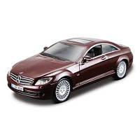 Авто-Конструктор - Mercedes Benz Cl550 (Красный Металлик, 1:32) 18-45131