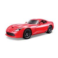 Автомодель - Srt Viper Gts (2013) (Красный, 1:32) 18-43033