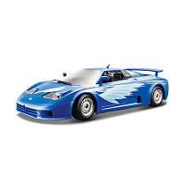 Автомодель - Bugatti EB 110 (Синий, 1:24) 18-22025