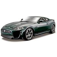Авто-Конструктор - Jaguar Xkr-S (Темно-Зеленый, 1:24) 18-25118
