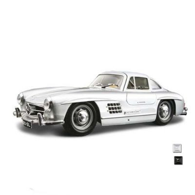 Автомодель - Mercedes-Benz 300 Sl (1954), 1:24 Bburago 18-22023
