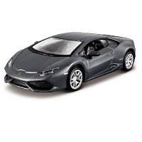 Авто-Конструктор - Lamborghini Huracan Lp 610-4 (Серый Металлик, 1:32) 18-45137