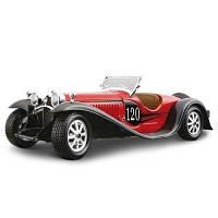 "Авто-Конструктор - Bugatti ""Type 55"" (1932), 1:24 Bburago 18-25035"