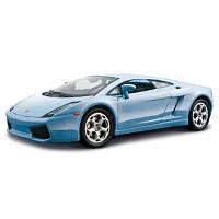 Авто-Конструктор - Lamborghini Gallardo Голубой 18-25076