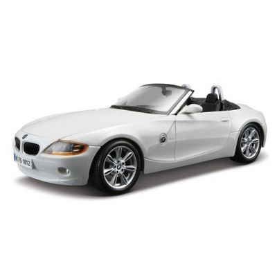 Автомодель - BMW Z4, 1:24 Bburago 18-22002