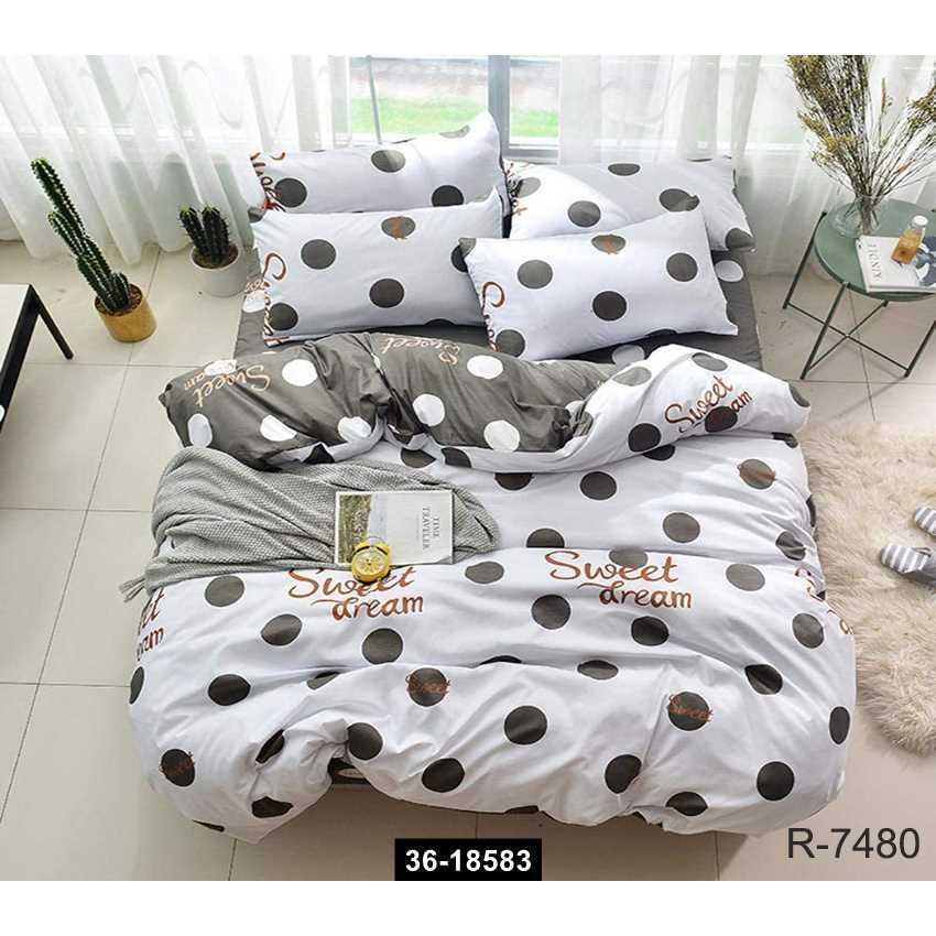 Комплект постельного белья с компаньоном R7480, 36-18583