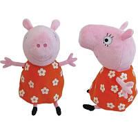 Мягкая игрушка Peppa Мама свинка 30 см 25099