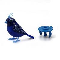 Интерактивная птичка DigiBirds третьего поколения Апполло со свистком 88293