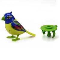 Интерактивная птичка DigiBirds третьего поколения Бразилия со свистком 88289