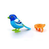 Интерактивная птичка DigiBirds НЕЗАБУДКА со свистком 88025-9