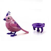 Интерактивная птичка DigiBirds третьего поколения Лейси со свистком 88294
