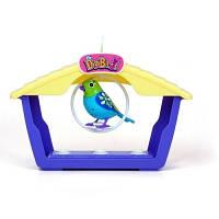 Игровой набор с интерактивной птичкой DigiBirds АТТРАКЦИОН КРИСТАЛЛА 88026-1