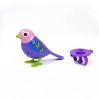 Интерактивная птичка DigiBirds ФИАЛКА со свистком 88025-10