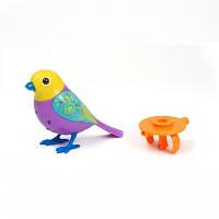 Интерактивная птичка DigiBirds СОФИ со свистком 88025-11