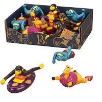 Игрушка Веселые пловцы для игры в ванной Battat BX3107GTZ