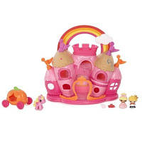 Домик Крошки Lalaloopsy - Сказочный Замок (2 Куклы, Аксессуары) 529538