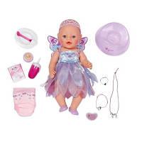 Кукла BABY BORN Феечка 43 см с чипом и аксессуарами Zapf 820698