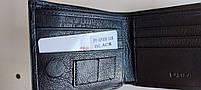 Мужское кожаное портмоне Balisa AF005-115 black Мужское кожаное портмоне БАЛИСА оптом Одесса 7 км, фото 3