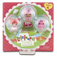 Набор с Куклами Крошками Lalaloopsy - Модняшки (2 Куклы, Питомец) 539827