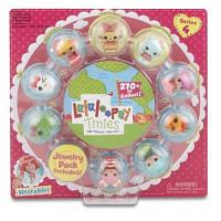 Набор с Куклами Крошками Lalaloopsy - Холидей 9 Фигурок 536642