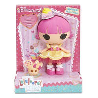 "Кукла Малышка Lalaloopsy серии ""Lalabration"" - Печенюшка-Сладкоежка 539742"