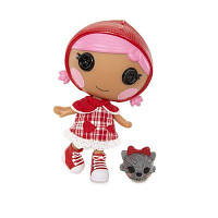 Кукла малышка lalaloopsy - красная шапочка 530343