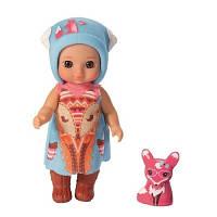 Кукла MINI CHOU CHOU серии Лисички Грейси 12 см с аксессуарами Zapf 920343